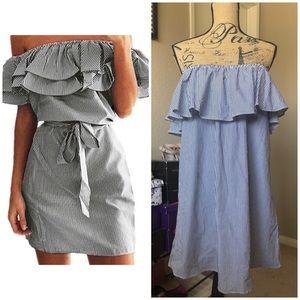 • heart & hips dress •